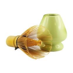 Whisk holder Green