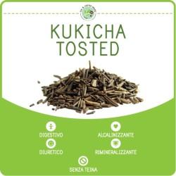 Kukicha Tosted
