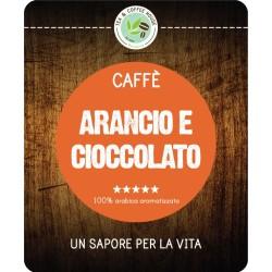 Caffe' ARANCIO E CIOCCOLATO