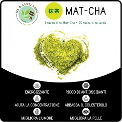 MAT-CHA TEA & COFFEE HOUSE          50 gr.