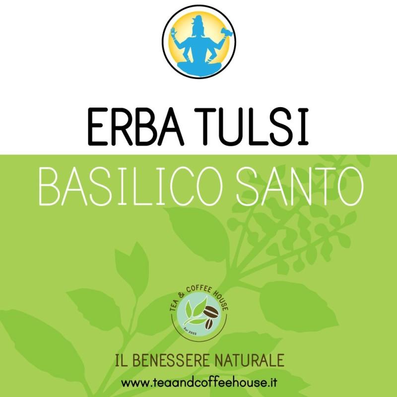 Erba Tulsi *Basilico Santo*